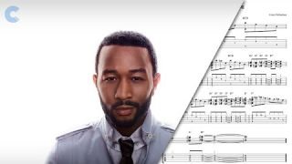Alto Sax - All of Me - John Legend - Sheet Music