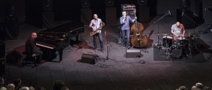 The Bad Plus Trio Joshua Redman Konseri